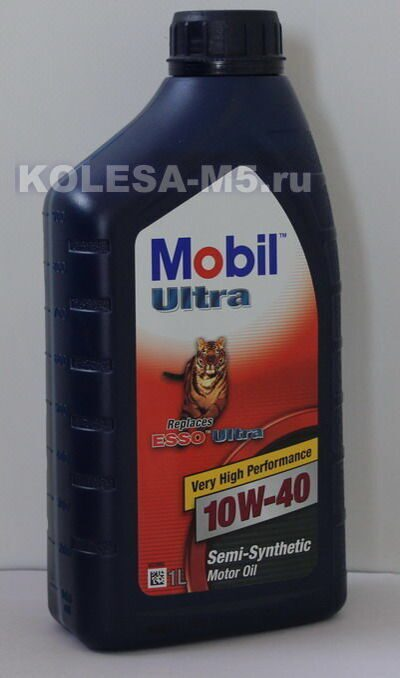 Mobil 1 Ultra 10W 40